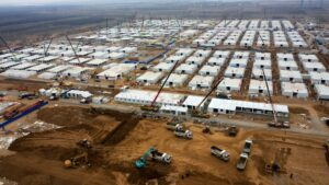 Quarantine camps appearing all over the world 2021