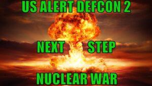 US Alert DEFCON 2