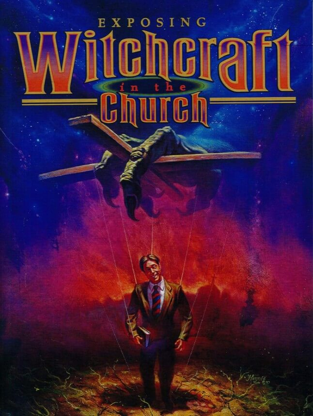 exposing witchcraft in the Christian church and in Christian ministries