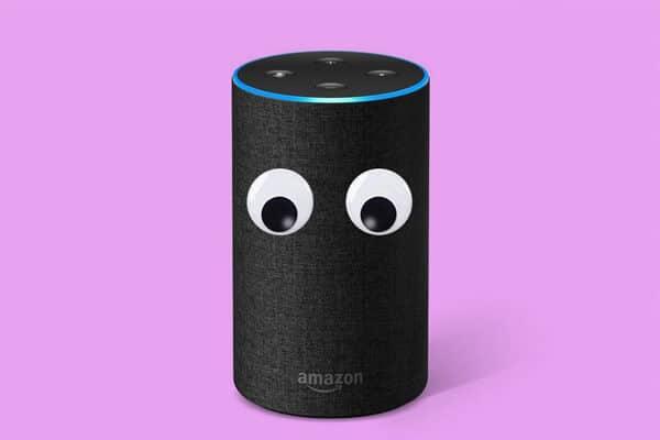 Alexa from Amazon - AI - Illuminati lies