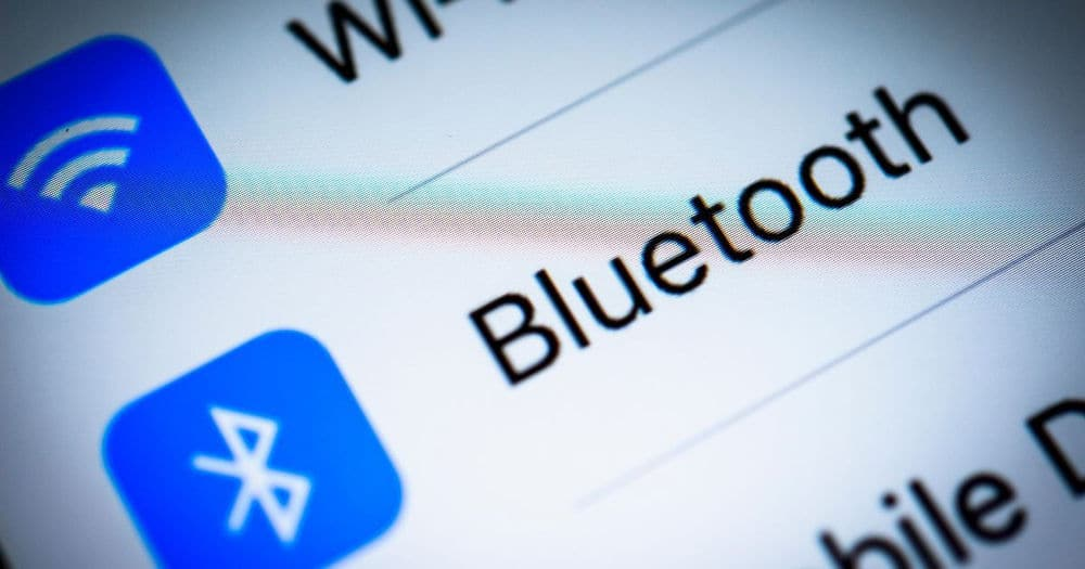 Are the Vaccinated Connected to Bluetooth