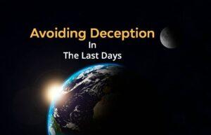avoiding deception in the last days - false prphets, occultism, divination, spells