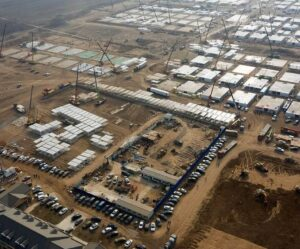 massive Chinese quarantine camp with over 4,000 isolation suites to fight coronavirus built within one week