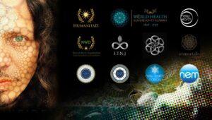 ITNJ en Sacha Stone - Humanitad and NWO and Jesuits and UN symbolism
